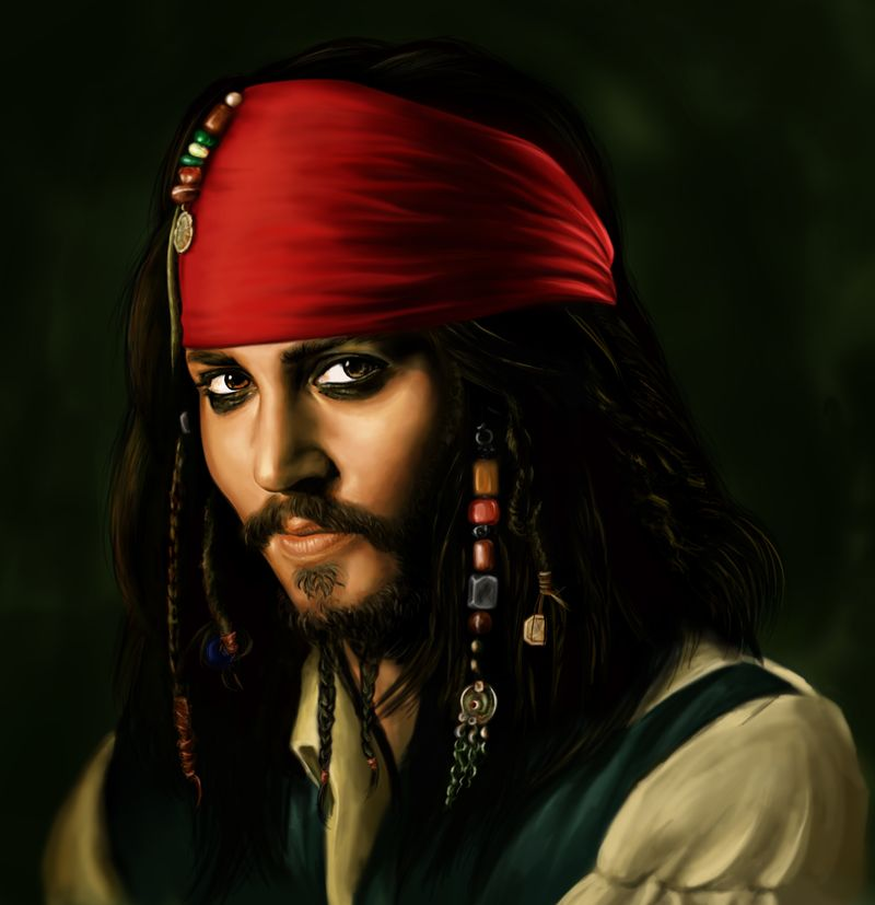 Captain_Jack_Sparrow___Tribute_by_marAttacks