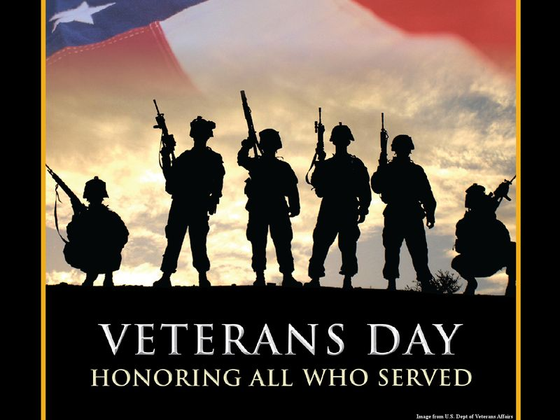 Free Veterans Day PowerPoint Background (12)