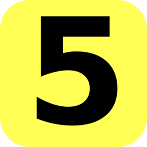 Yellow-rounded-number-5-md