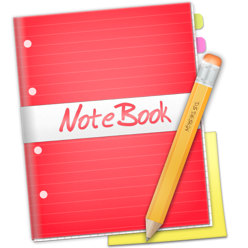 Red-notebook