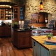 Rustic-kitchen-design-with-a-rugged-feel