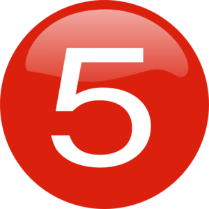 Number-five-clipart-number-5-button-md