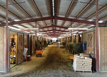 Barns at Emerald Downs