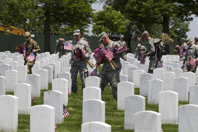 Arlington_Cemetery_Memorial_Day_Flags__ndreier_8