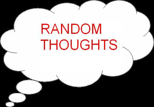 Random-thoughts