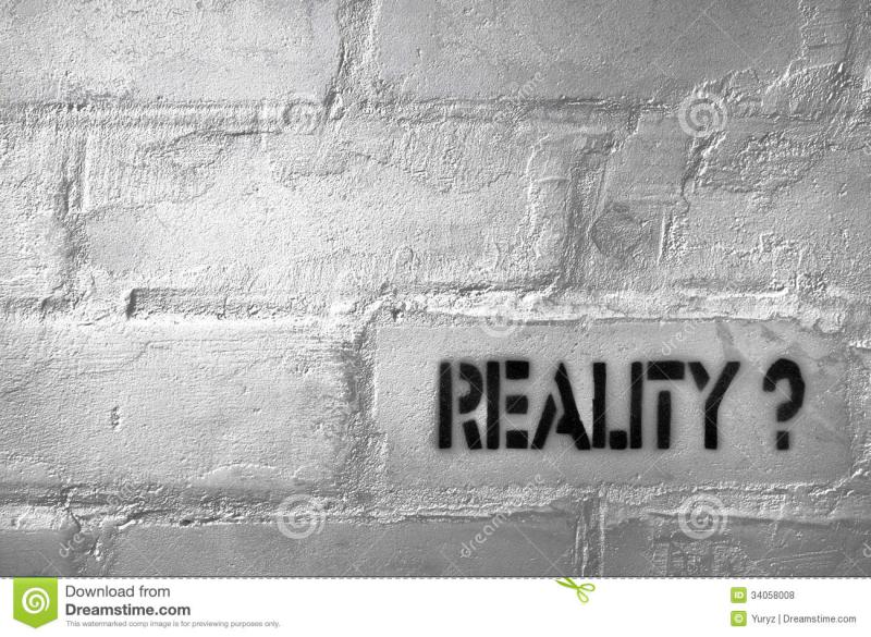 Reality-word-question-mark-handwritten-grunge-brick-wall-34058008