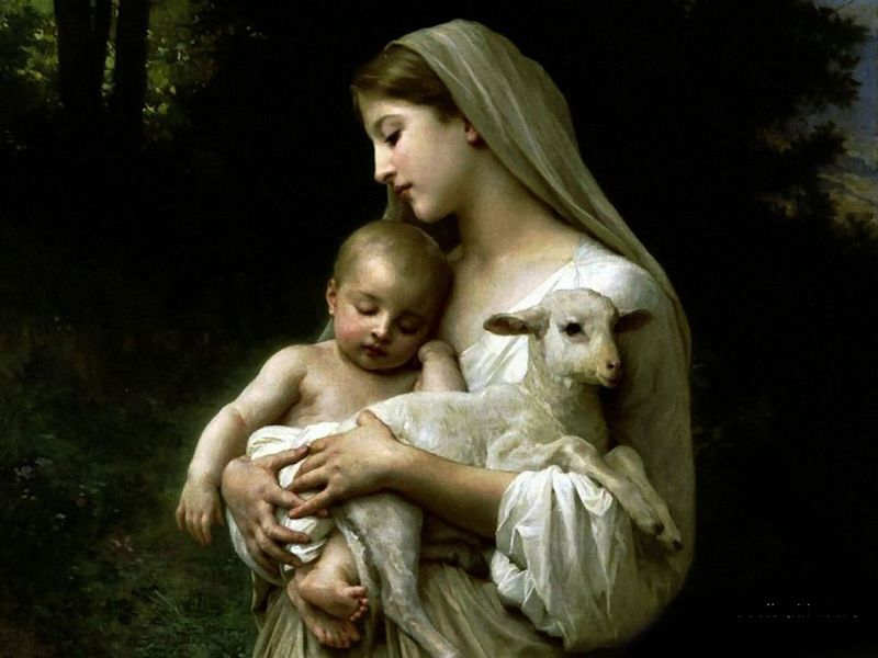 Mother mary wallpaper (9)